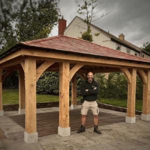 Simon Bowler Bespoke Garden Architecture Photo 3