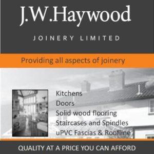J W Haywood Joinery Ltd Photo 1