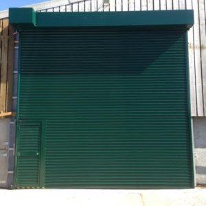 Shield Industrial Doors
