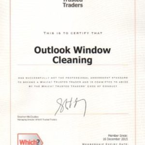Outlook Window Cleaning Photo 4