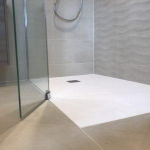 Nereus Bathroom Installation
