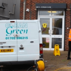 Clean Green Cleaning Services Ltd